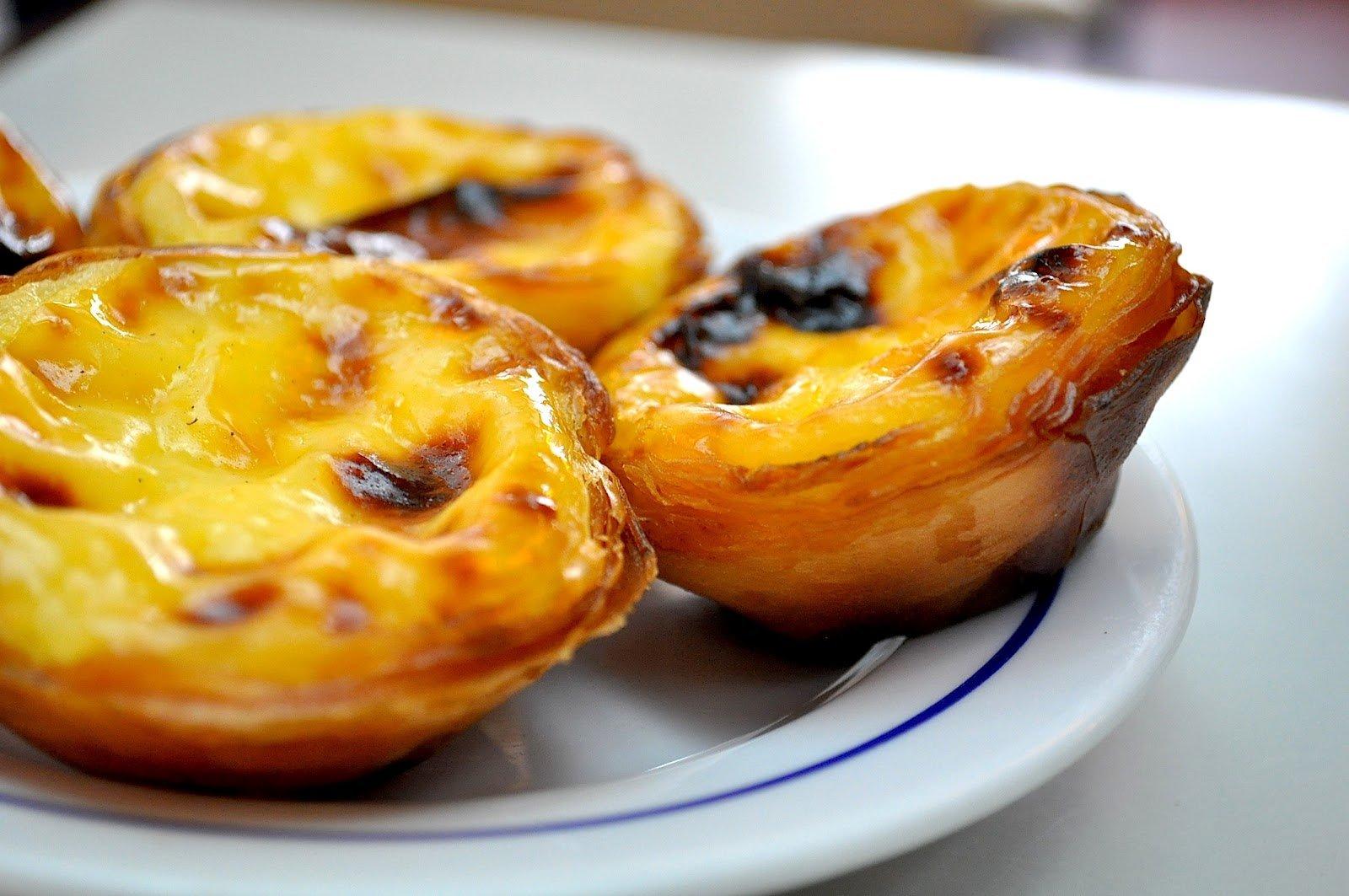past is de nata petit flans recettes de la cuisine